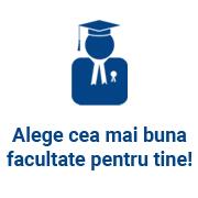 Alege cea mai buna facultate pentru tine